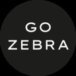 Go Zebra Logo Rundt -Iværksætteri - Børn
