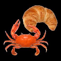 Go Zebra - Iværksætter - design - børn - Krabbe Croissant